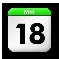 18. Mai