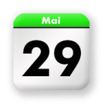 29. Mai