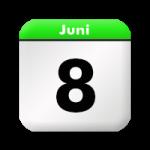 8. Juni