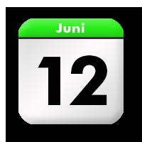 12. Juni