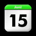 15. Juni