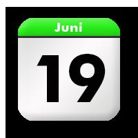 19. Juni