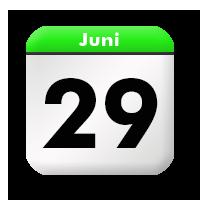 29. Juni